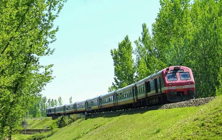 Image result for Restore the mobile internet service and rail service in Srinagar